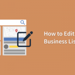 How to Edit a Google Business Listing