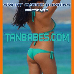 Domain Name TanBabes.com